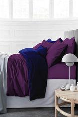 Акция на Детское постельное белье MirSon Orchid фиолетово - синее Детский комплект от Podushka