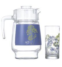Набор для напитков Luminarc Purple 7 предметов N5091 от Podushka