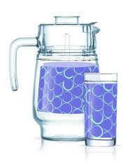 Питьевой набор Luminarc Amsterdam Soffici Purple P0963 от Podushka