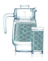 Питьевой набор Luminarc Amsterdam Soffici Grey P0962 от Podushka