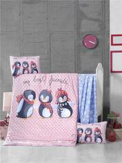 Комплект детского постельного белья ранфорс LightHouse Best Friends Детский комплект от Podushka