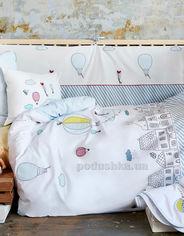 Постельное белье в кроватку Karaca Balloon Детский комплект от Podushka