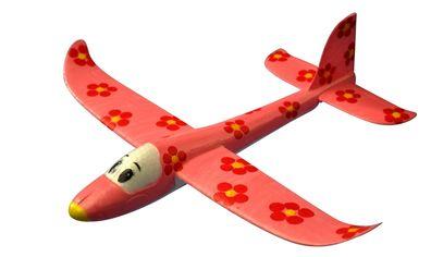 Планер метательный Nano Hawk 310мм c комплектом красок J-Color JC-30310 от Podushka