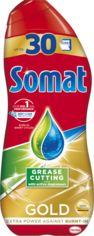 Акция на Гель для посудомоечной машины Somat Gold Анти-Жир 540 мл 9000101344684 от Podushka