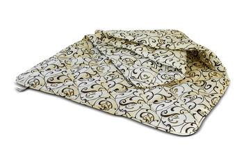 Акция на Одеяло детское зимнее шерстяное MirSon 018 Standard 110х140 см вес 700 г от Podushka