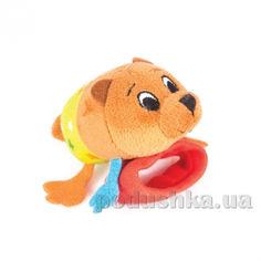 Игрушка-погремушка Медвежонок Берни Happy Snail ET14HSB01BE от Podushka
