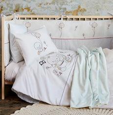 Постельное белье в кроватку Karaca Baby ducks Детский комплект от Podushka