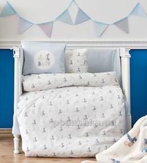 Постельное белье в кроватку Karaca Tospa Детский комплект от Podushka