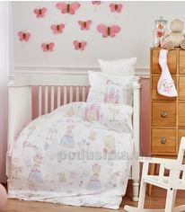 Постельное белье в кроватку Karaca Princes Детский комплект от Podushka