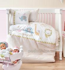 Детское постельное белье в кроватку Karaca Playmate Детский комплект от Podushka
