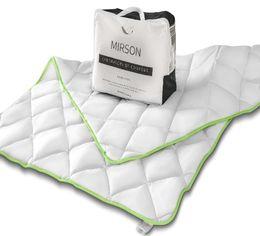 Акция на Детское зимнее одеяло антиаллергенное MirSon Thinsulate 082 110х140 см от Podushka