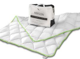 Акция на Одеяло с шелком MirSon Mikrosatin 0503 зима 140х205 см от Podushka