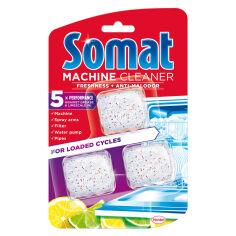 Средство по уходу за посудомоечной машиной Somat Machine Cleaner New 3 таблетки 60 г 9000100999786 от Podushka