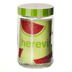 Банка Herevin Watermelon 660 мл 140567-000 от Podushka