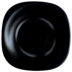 Акция на Тарелка обеденная Luminarc Carine Black 26 см L9817 от Podushka