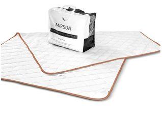 Одеяло детское десмизонное хлопковое Gold Silk MirSon 094 демисезонное 110х140 см от Podushka