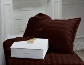 Акция на Постельное белье MirSon Lorenzo сатин-жаккард Двуспальный евро комплект от Podushka
