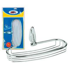 Акция на Полка для ванной комнаты Artex Glaciar овальная AR23012 от Podushka