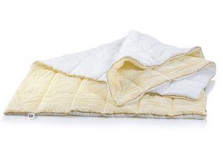 Одеяло детское антиаллергенное EcoSilk Carmela Зима Чехол сатин+микро 008 зимнее 110х140 см вес 700 г. от Podushka