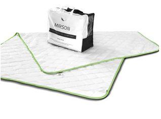 Одеяло детское антиаллергенное EcoSilk Летнее Чехол микросатин 001 летнее 110х140 см вес 250 г. от Podushka