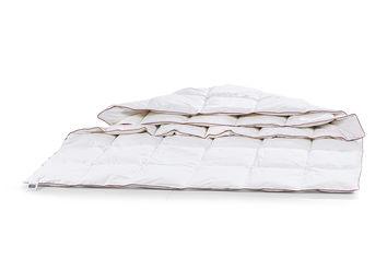 Одеяло детское демисезонное пуховое кассетное DeLuxe белый пух 98% MirSon 029 демисезонное 110х140 см вес 150 г. от Podushka