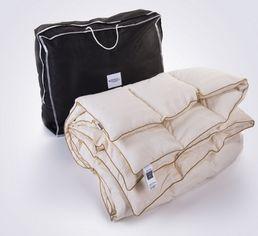 Одеяло детское зимнее пуховое кассетное MirSon Carmela белый пух 98% Премиум 035 зимнее 110х140 см вес 700 г. от Podushka