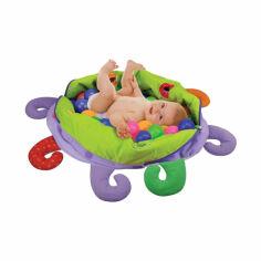 Игрушка детская Бассейн Осьминог с шариками Ks Kids 10683 от Podushka