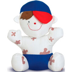 Игрушка для купания Мальчик Иван с утенком Ks Kids 10418 от Podushka