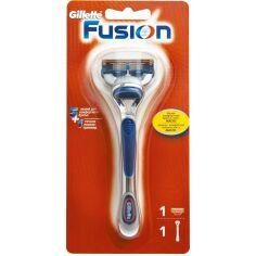 Бритва Gillette Fusion с 1 сменным картриджем от Podushka