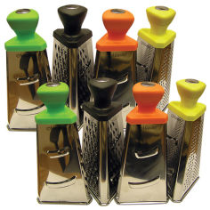 Терка многофункциональная 24 см Maestro MR 1600-24  цвет ручки: салатовый от Podushka