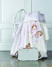 Постельное белье в кроватку Karaca Bulut Детский комплект от Podushka