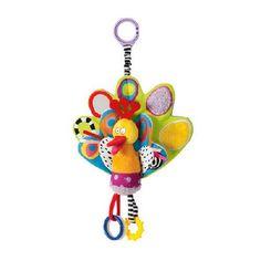 Развивающая игрушка подвеска Taf Toys 11455 Павлин от Podushka
