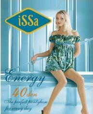 Колготки ISSA PLUS Energy 40  5 черный от Issaplus