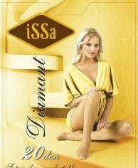 Колготки ISSA PLUS Diamant 20  5 черный от Issaplus