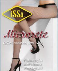 Колготки ISSA PLUS Microrete  2 мокка от Issaplus