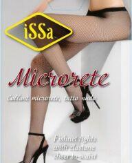 Колготки ISSA PLUS Microrete  3 белый от Issaplus