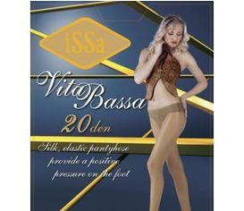 Колготки ISSA PLUS Vita Bassa 20  2 телесный от Issaplus
