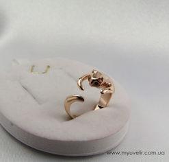Кольцо Кошка от Мой Ювелир