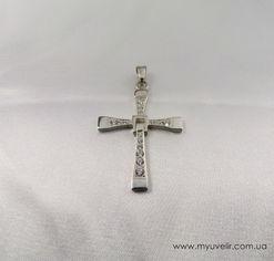 Крест Вин Дизеля от Мой Ювелир