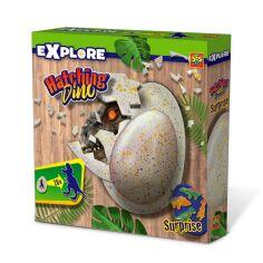 Растущая игрушка Дино В Яйце (4 в ассортименте) SES Creative 25063S от Podushka