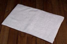 Акция на Подушка в кроватку Lintex со съёмным чехлом серая 35х55 см от Podushka