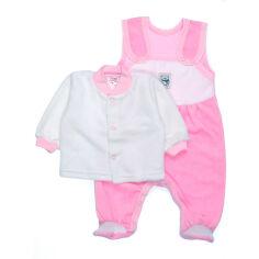 Костюм для новорожденных Татошка 08383 розовый 68 от Podushka