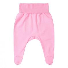 Ползунки для малыша Бемби П39 супрем розовый 68 от Podushka