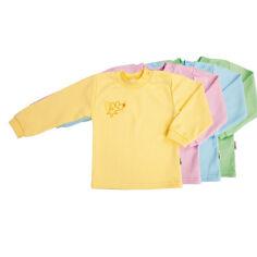 Гольфик детский с застежкой на плече Бемби ГФ1 интерлок 86 цвет голубой от Podushka