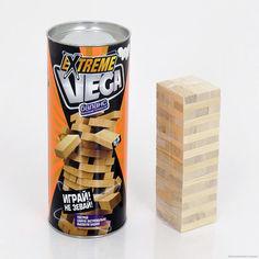 Акция на Настольная игра Джанга Vega Extreme от Stylus