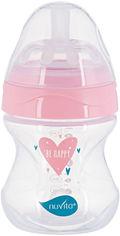 Детская Антиколиковая бутылочка для кормления Nuvita Mimic Collection 150 мл Розовая (NV6011ROSA) от Rozetka