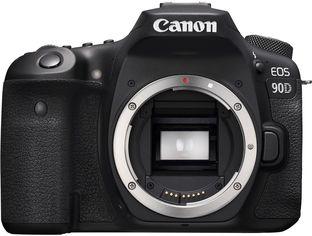 Фотоаппарат Canon EOS 90D Body Black (3616C026) Официальная гарантия! от Rozetka