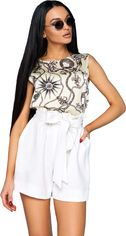 Блузка Jadone Fashion Фиона M (44) Лимонная (ROZ6400002295) от Rozetka