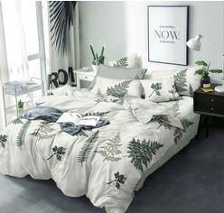Комплект постельного белья MirSon Бязь 17-0006 Donata 175х210 (2200001384873) от Rozetka