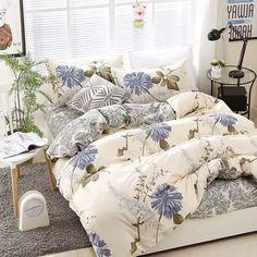 Комплект постельного белья MirSon Бязь 17-0005 Rute 175х210 (2200001384866) от Rozetka